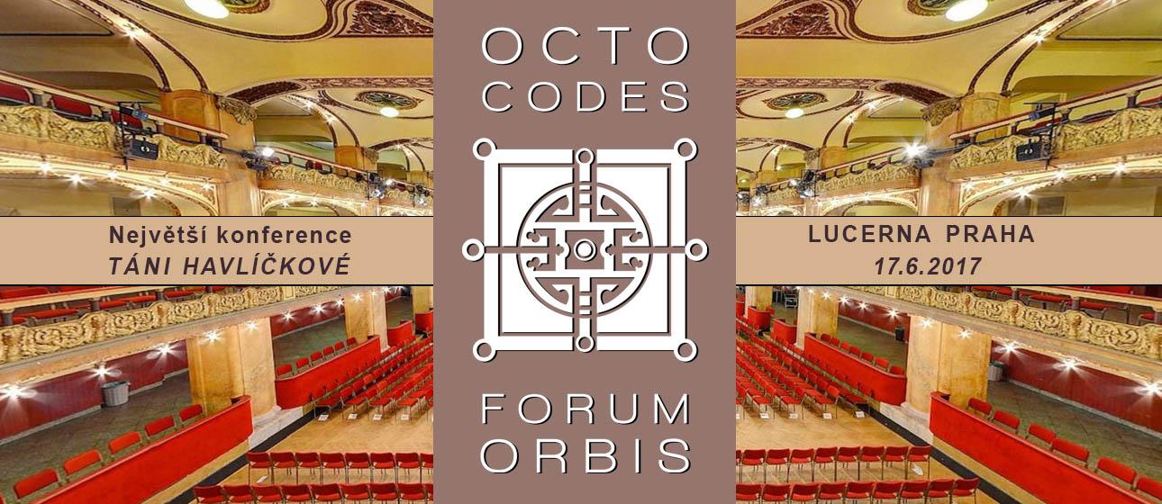 Táňa Havlíčková - Konference OCFO