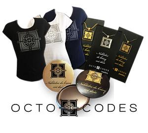 Táňa Havlíčková - kolekce OCTO CODES