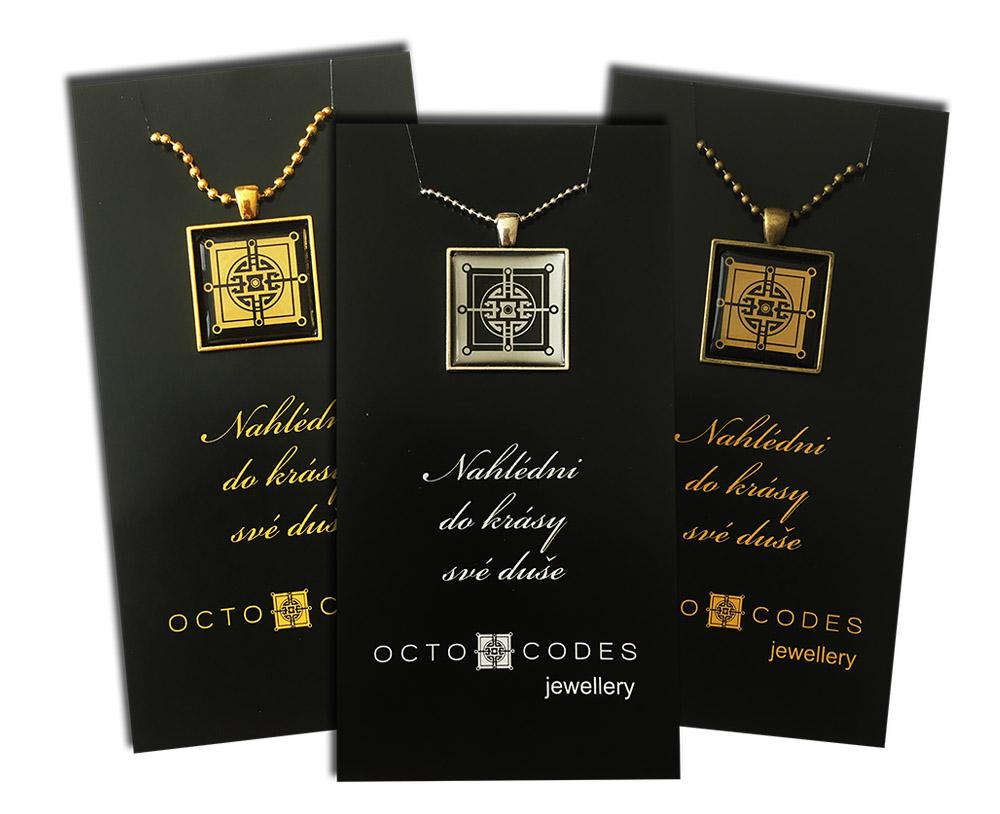 Táňa Havlíčková - šperky OCTO CODES