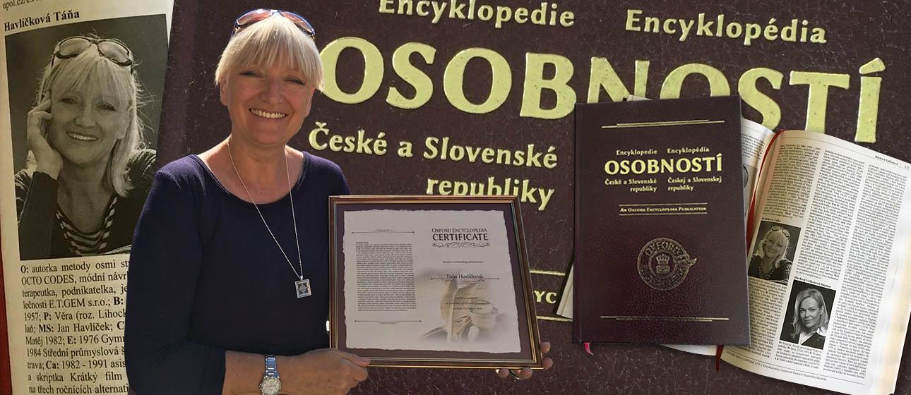 Táňa Havlíčková - Oxfordský slovník osobností