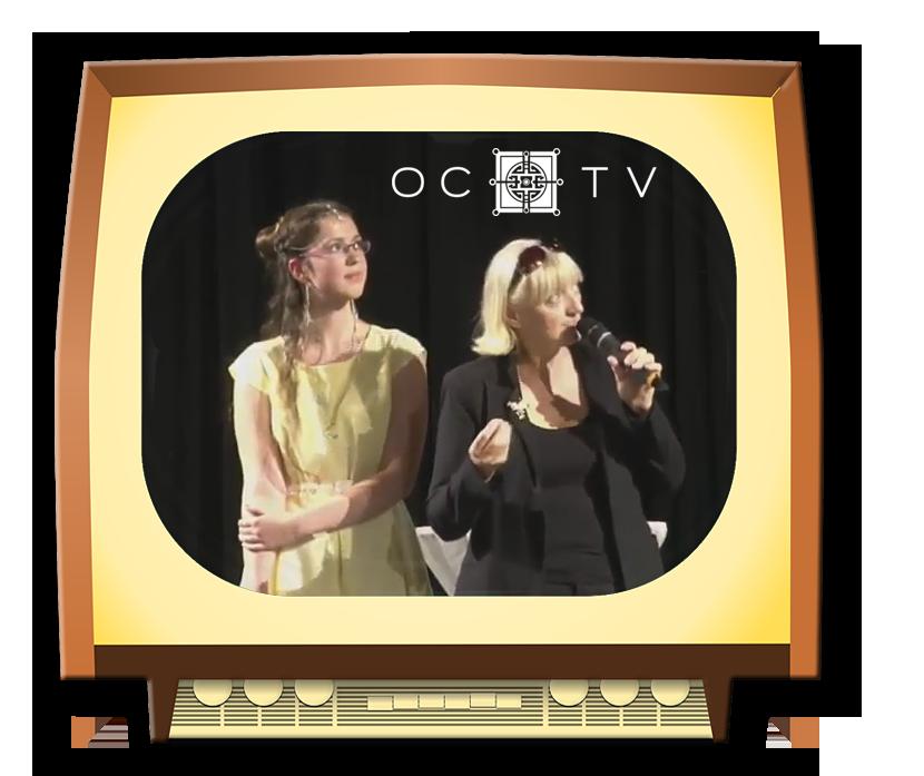 Táňa Havlíčková OCTO CODES TV